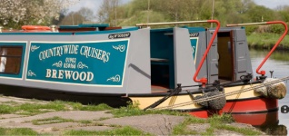 Countrywide Cruisers Canal Boats for Hire